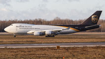 N570UP - UPS - United Parcel Service Boeing 747-400F, ERF aircraft