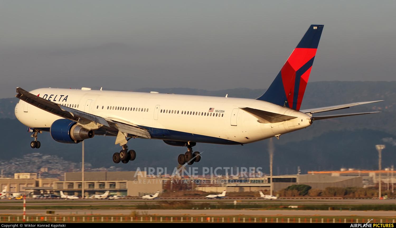 Delta Air Lines N843MH aircraft at Barcelona - El Prat