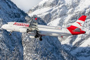 OE-LBM - Austrian Airlines/Arrows/Tyrolean Airbus A320 aircraft