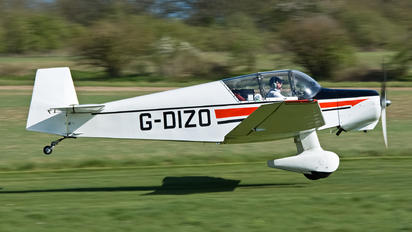 G-DIZO - Private Jodel D120 Paris-Nice