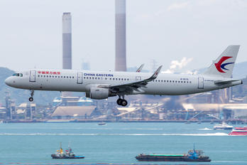 B-8575 - China Eastern Airlines Airbus A321