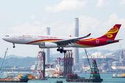 B-LHD - Hong Kong Airlines Airbus A330-300 aircraft