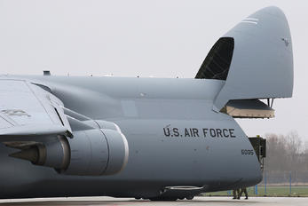 85-0005 - USA - Air Force Lockheed C-5M Super Galaxy