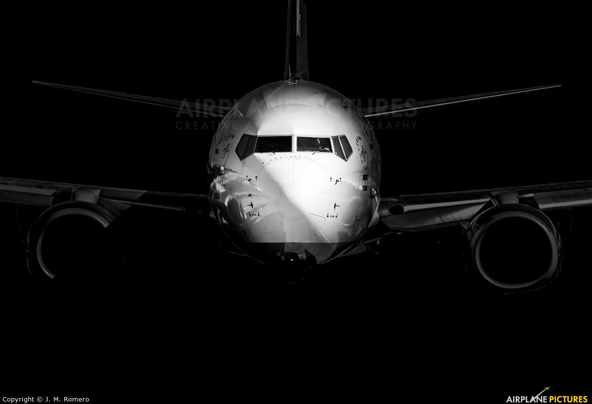 Aerolineas Argentinas LV-CBF aircraft at Buenos Aires - Jorge Newbery