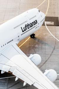 #1 Lufthansa Boeing 747-8 D-ABYA taken by Nico Berger