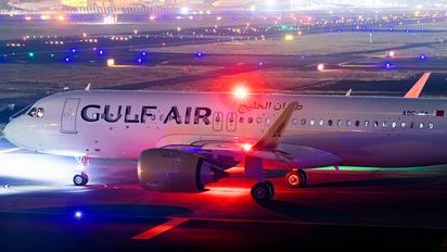 A9C-TA - Gulf Air Airbus A320 NEO