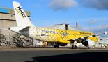 """Vueling presents new """"Hertz 100 years"""" livery"""