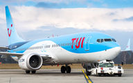 G-TUMB - TUI Airways Boeing 737-8 MAX aircraft