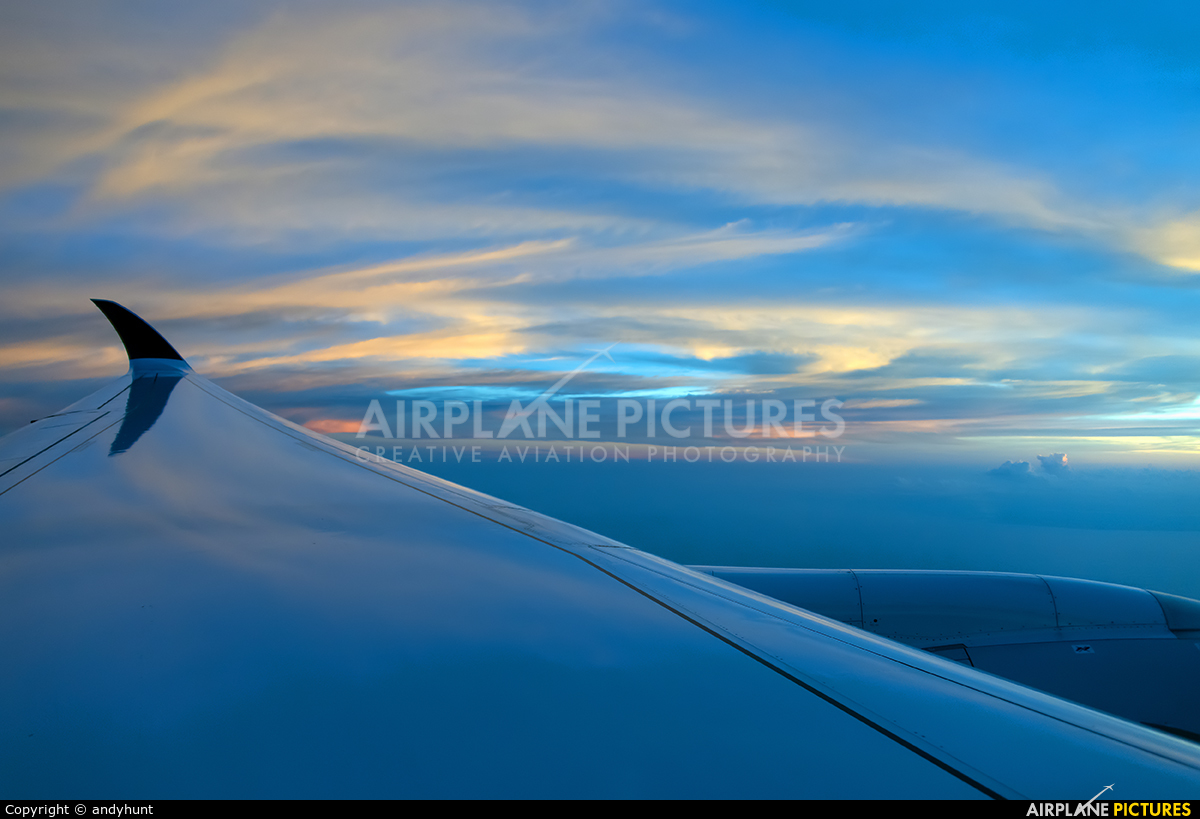 Singapore Airlines 9V-SMN aircraft at In Flight - Malaysia