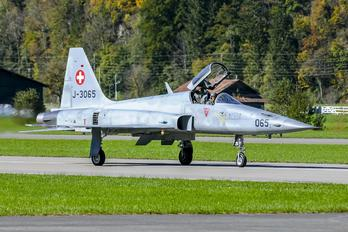 J-3065 - Switzerland - Air Force Northrop F-5E Tiger II
