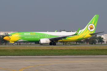 HS-DBR - Nok Air Boeing 737-800