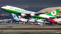B-16406 - EVA Air Cargo Boeing 747-400BCF, SF, BDSF aircraft