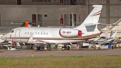 PP-NPP - Private Dassault Falcon 2000 DX, EX