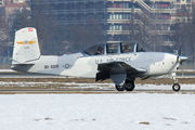 OE-ADM - The Flying Bulls Beechcraft 45 Mentor aircraft