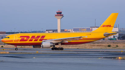 D-AEAC - DHL Cargo Airbus A300F