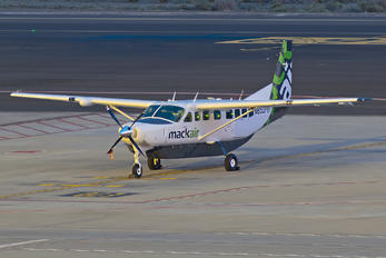 N850FR - Mack Air Cessna 208B Grand Caravan