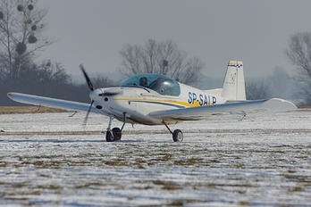 SP-SALP - Private Alpi Pioneer 200