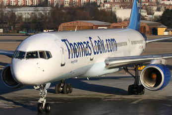 G-TCBA - Thomas Cook Boeing 757-200