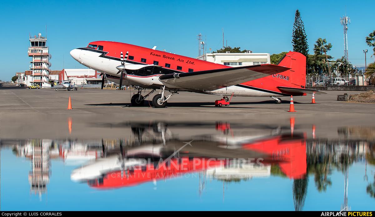 Kenn Borek Air C-FBKB aircraft at San Jose - Tobías Bolaños Intl