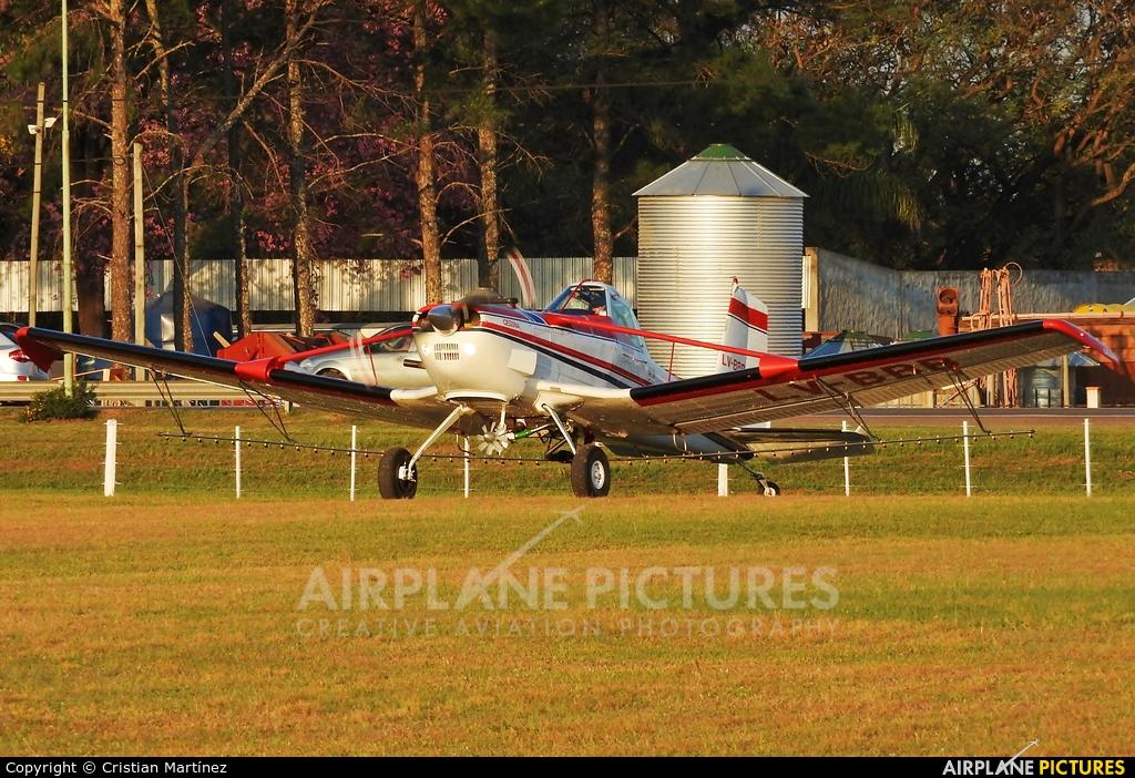 Private LV-BBB aircraft at Reconquista - Daniel Jurkic