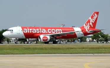 HS-ABN - AirAsia (Thailand) Airbus A320