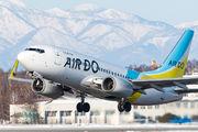 JA16AN - Air Do - Hokkaido International Airlines Boeing 737-700 aircraft