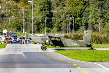 V-617 - Switzerland - Air Force Pilatus PC-6 Porter (all models)
