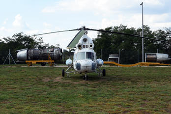 HA-BCB - Hungarian Air Ambulance Mil Mi-2