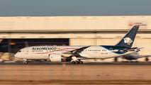 N967AM - Aeromexico Boeing 787-8 Dreamliner aircraft