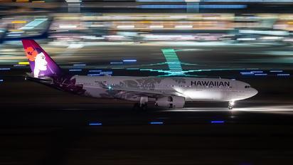 N361HA - Hawaiian Airlines Airbus A330-200