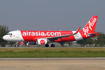 9M-RAA - AirAsia (Malaysia) Airbus A320 NEO