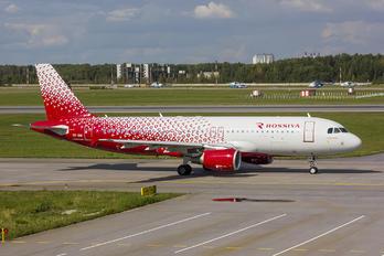 VP-BWI - Rossiya Airbus A320