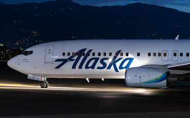 N531AS - Alaska Airlines Boeing 737-800