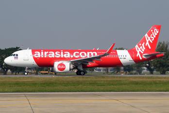 HS-CBK - AirAsia (Thailand) Airbus A320