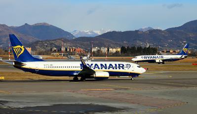 EI-FTL - Ryanair Boeing 737-800