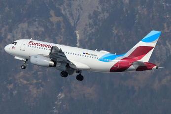 D-AGWB - Eurowings Airbus A319