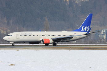 LN-RRE - SAS - Scandinavian Airlines Boeing 737-800