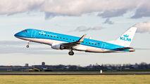 PH-EXZ - KLM Embraer ERJ-175 (170-200) aircraft