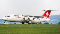 HB-IXX - Swiss British Aerospace BAe 146-300/Avro RJ100 aircraft