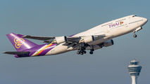 HS-TGY - Thai Airways Boeing 747-400 aircraft