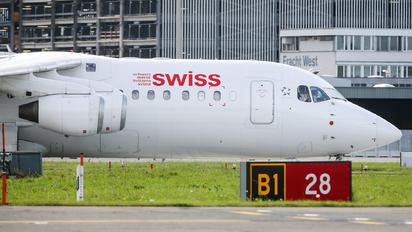 HB-IXV - Swiss British Aerospace BAe 146-300/Avro RJ100