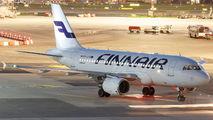 OH-LVA - Finnair Airbus A319 aircraft