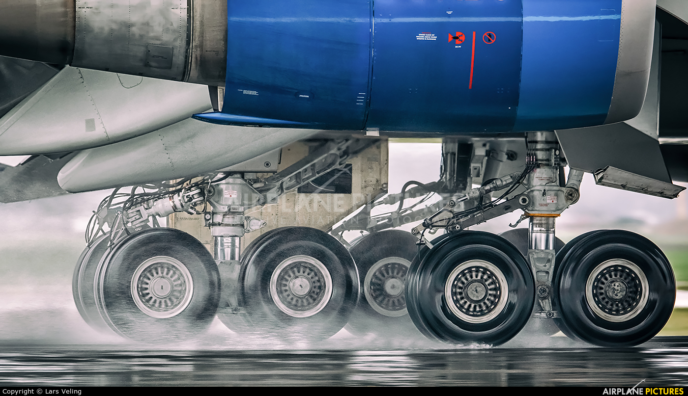 Air Bridge Cargo VQ-BWW aircraft at Amsterdam - Schiphol