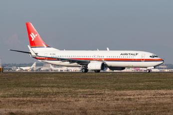 EI-FNU - Air Italy Boeing 737-800