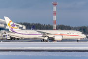 2-DEER - Deer Jet Boeing 787-8 Dreamliner aircraft