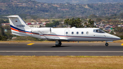 YV2961 - Private Bombardier Learjet 55