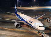 JA708A - ANA - All Nippon Airways Boeing 777-200ER aircraft