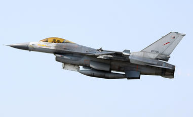 KH19-9/31 - Thailand - Air Force General Dynamics F-16A Fighting Falcon