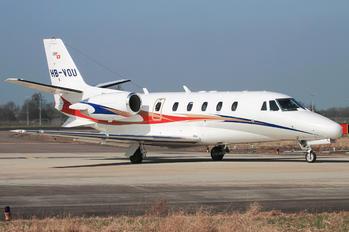 HB-VOU - Private Cessna 560XL Citation Excel