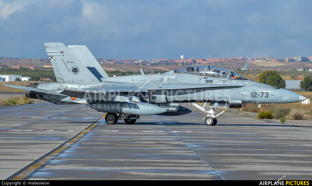 Spain - Air Force CE.15-10 aircraft at Madrid - Torrejon